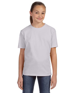 Ash Youth Ringspun Midweight T-Shirt