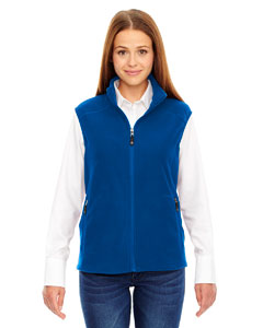 True Royal 438 Ladies' Voyage Fleece Vest