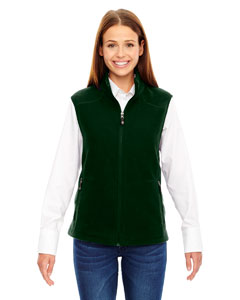 Forest Gren 630 Ladies' Voyage Fleece Vest