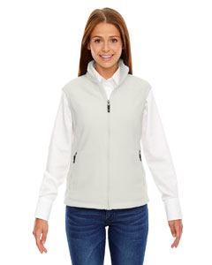 Crystl Qrtz 695 Ladies' Voyage Fleece Vest