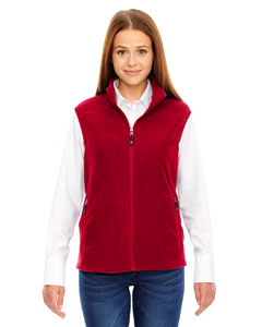 Classic Red 850 Ladies' Voyage Fleece Vest