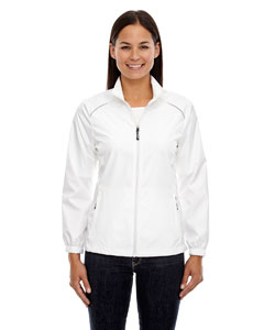 White 701 Ladies' Motivate Unlined Lightweight Jacket