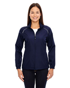 Classic Navy 849 Ladies' Motivate Unlined Lightweight Jacket