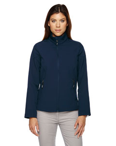 Classic Navy 849 Ladies' Cruise Two-Layer Fleece Bonded Soft Shell Jacket