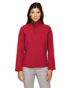 Classic Red 850 Ladies' Cruise Two-Layer Fleece Bonded Soft Shell Jacket