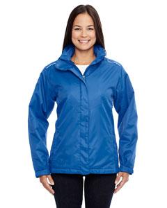 True Royal 438 Ladies' Region 3-in-1 Jacket with Fleece Liner