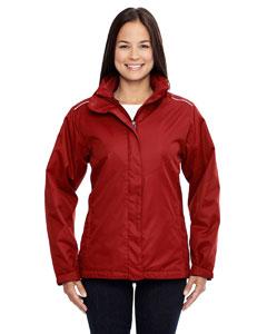 Classic Red 850 Ladies' Region 3-in-1 Jacket with Fleece Liner