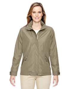 Stone 019 Ladies' Excursion Transcon Lightweight Jacket with Pattern