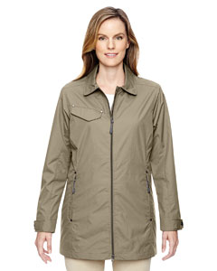 Stone 019 Ladies' Excursion Ambassador Lightweight Jacket with Fold Down Collar