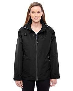 Blck/ Grphte 703 Ladies' Insight Interactive Shell Jacket
