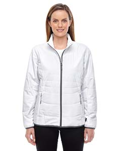 Cry Qrt/ Dgr 695 Ladies' Resolve Interactive Insulated Packable Jacket