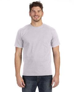Ash Heavyweight Ringspun Pocket T-Shirt