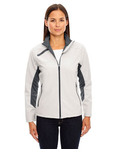 Concrete 869 Ladies' Three-Layer Light Bonded Soft Shell Jacket