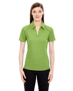 Cactus Gren 415 Ladies' Recycled Polyester Performance Piqué Polo