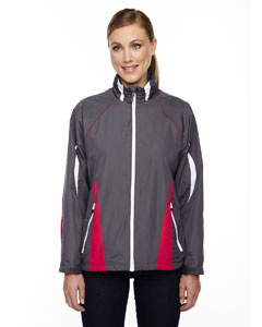 Blksilk 866 Ladies' Impact Active Lite Colorblock Jacket