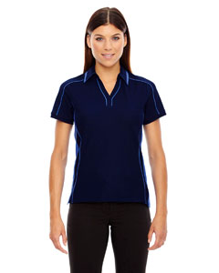 Night 846 Ladies' Sonic Performance Polyester Piqué Polo