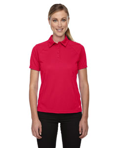 Olympic Red 665 Ladies' Dolomite UTK cool.logik™ Performance Polo