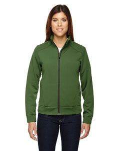 Fern 657 Ladies' Evoke Bonded Fleece Jacket