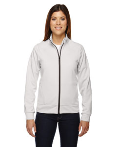 Crystl Qrtz 695 Ladies' Evoke Bonded Fleece Jacket