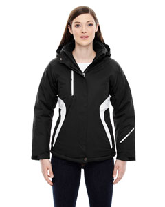 Black 703 Ladies' Apex Seam-Sealed Insulated Jacket