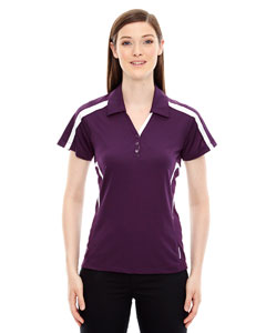 Mulbry Purpl 449 Ladies' Accelerate UTK cool.logik™ Performance Polo