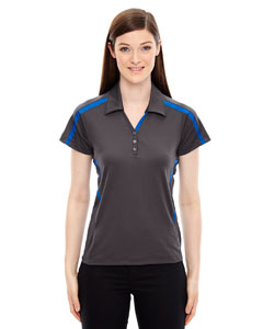 Blksilk 866 Ladies' Accelerate UTK cool.logik™ Performance Polo