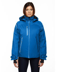 Olympic Blue 447 Ladies' Ventilate Seam-Sealed Insulated Jacket