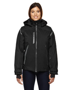Black 703 Ladies' Ventilate Seam-Sealed Insulated Jacket