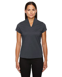 Carbon 456 Ladies' Weekend Cotton Blend UTK cool.logik™ Performance Polo