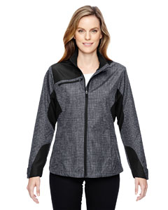 Carbon 456 Ladies' Interactive Sprint Printed Lightweight Jacket