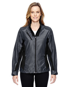 Carbon 456 Ladies' Interactive Aero Two-Tone Lightweight Jacket