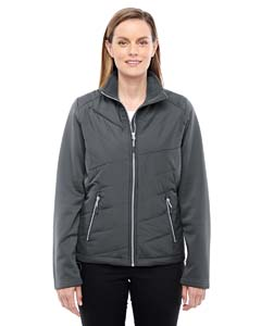 Crbon/ Crbn 456 Ladies' Quantum Interactive Hybrid Insulated Jacket