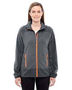 Crbn/ Or Sda 482 Ladies' Vortex Polartec Active Fleece Jacket