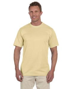 Vegas Gold 100% Polyester Moisture-Wicking Short-Sleeve T-Shirt