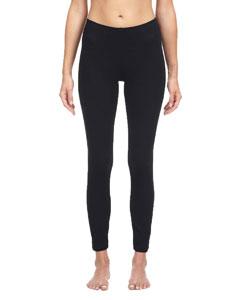 Black Women's Cotton Spandex Legging