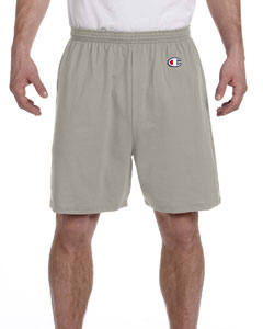 Oxford Gray 6.1 oz. Cotton Jersey Shorts