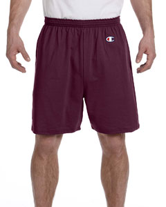 Maroon 6.1 oz. Cotton Jersey Shorts