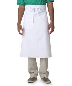White Cafe Bistro Apron