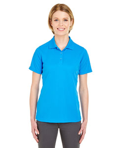 Coast Ladies' Cool & Dry Mesh Pique Polo
