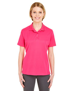 Heliconia Ladies' Cool & Dry Mesh Pique Polo