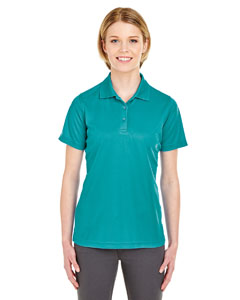 Jade Ladies' Cool & Dry Mesh Pique Polo