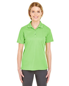 Light Green Ladies' Cool & Dry Mesh Pique Polo