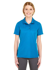 Pacific Blue Ladies' Cool & Dry Mesh Pique Polo