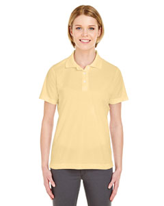 Yellow Haze Ladies' Cool & Dry Mesh Pique Polo