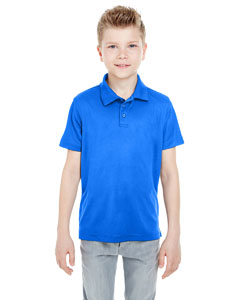 Royal Youth Cool & Dry Mesh Piqué Polo