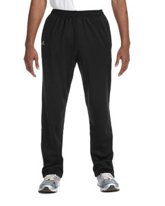 Black Tech Fleece Pant