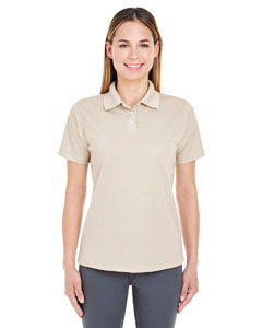 Stone Ladies' Cool & Dry Stain-Release Performance Polo