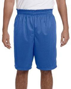Royal 100% Polyester Tricot Mesh Shorts