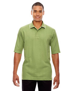 Frway Grn 602 Edry® Men's Needle-Out Interlock Polo
