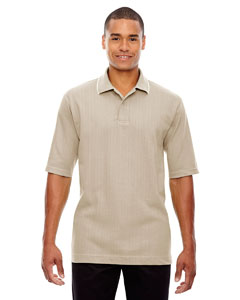 Sand Dune 756 Edry® Men's Needle-Out Interlock Polo